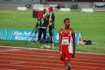Hakeem Alexander T&T 2013 Carifta Games bronze medalist Boys U- 17 3000m.jpg