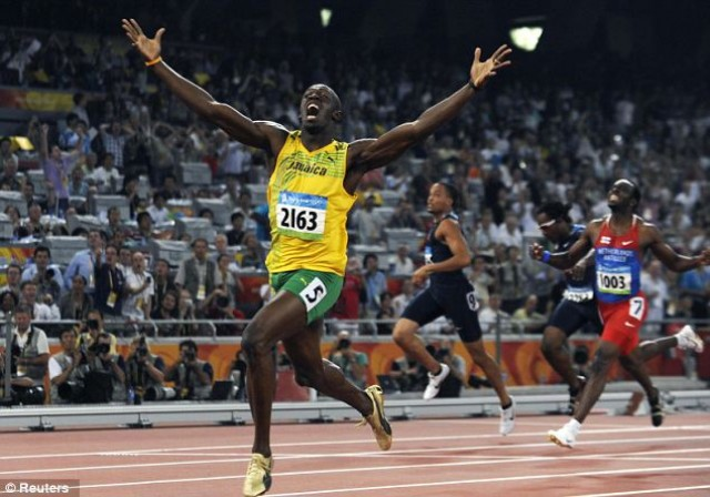 Usain e1343510000561 Usain Bolt Faced with the Biggest Challenge of his Career