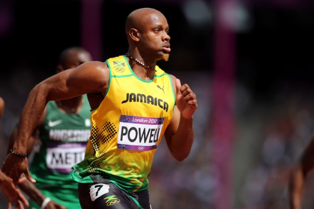 Asafa+Powell+Olympics+Day+8+Athletics+YA3GhMkd a l e1344195570551 Asafa Powell Narrowly Makes it to 100m Final