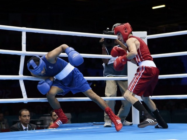 carlos suarez 1 e1343879748987 Trinidad & Tobago Boxer wins the heart of Olympic Spectators