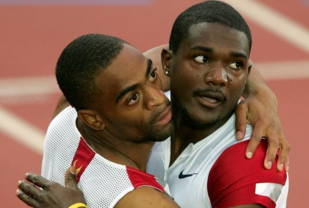 gatlin + gay e1343852809759 The Battle of the Sprints | Jamaica vs USA