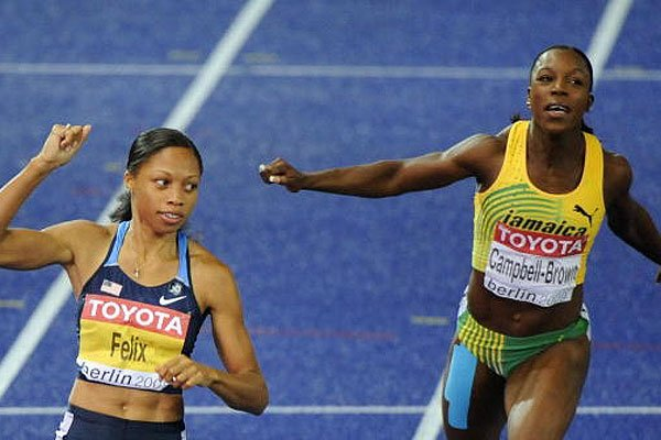ja vs usa The Battle of the Sprints | Jamaica vs USA