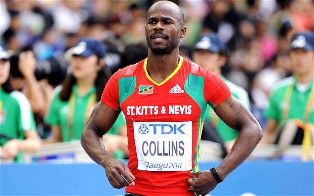 Kim Collins vows to never run for SKN