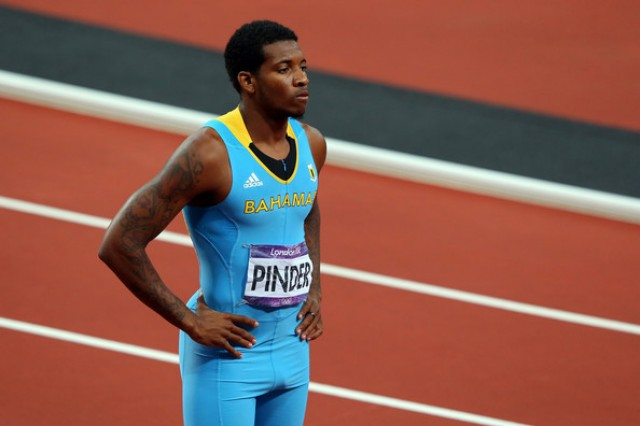 Demetrius+Pinder+Olympics+Day+9+Athletics+75a2scBT1sel