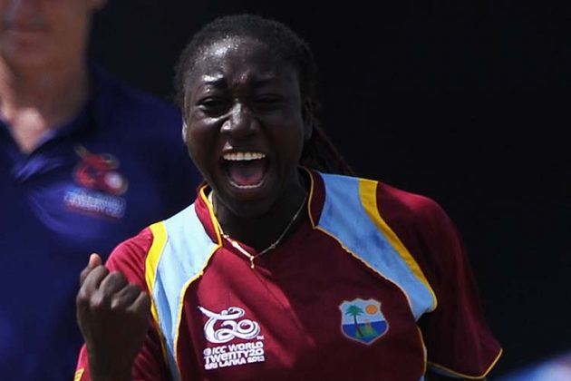 Stafanie Taylor Shortlisted for ODI Cricketer of the Year