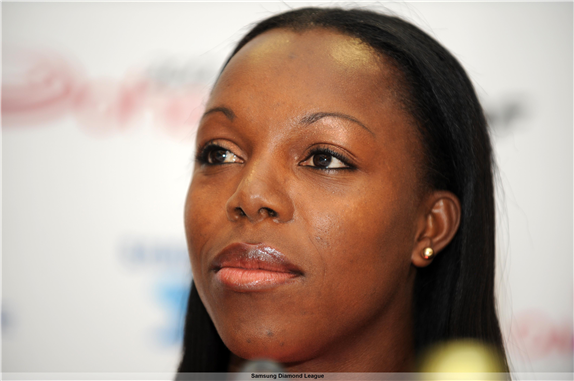 Veronica Campbell-Brown Still Awaiting Ruling from IAAF