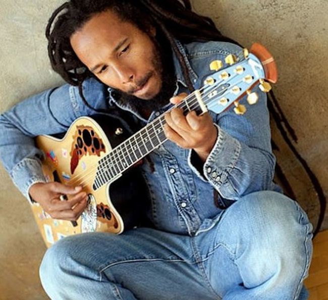 Ziggy Marley Wins 2014 Grammy Award