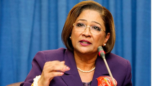 Kamla Insists On Criminal Investigation In Trinidad Lifesport Programme
