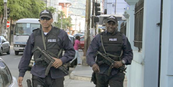 trinidad police