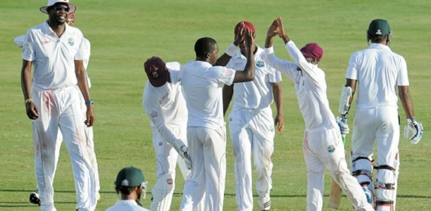West Indies Demolish Bangladesh, Chanderpaul Sets Records