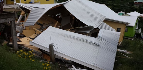 St. Vincent Housing Agency Apologizes For Home Collapse And Poor Service