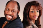 Dr Myles Munroe and his wife, Ruth.