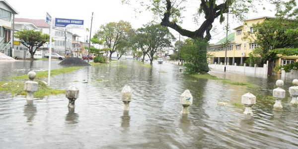 Guyana Health Ministry Issues Health Warning Following Heavy Rainfall & Flooding