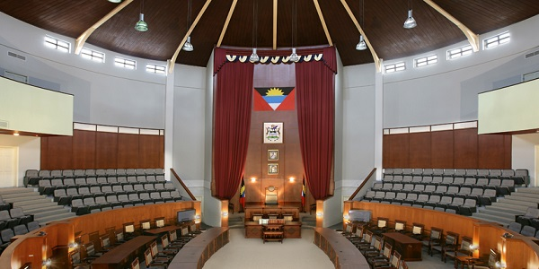 Antigua & Barbuda MPs Exit House During Budget Debate Presentation Of Opposition