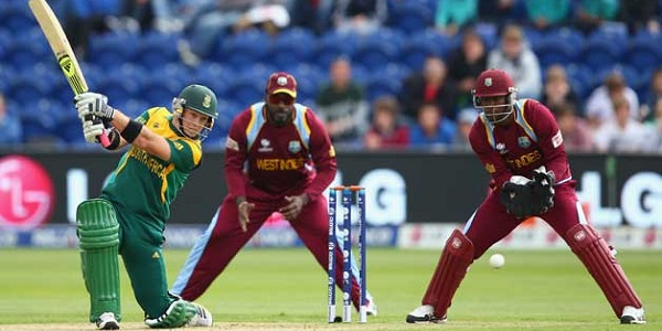 South Africa Delivers Historic 257-Run Win In Cricket World Cup Match Thrashing The Windies
