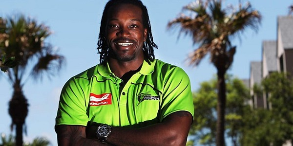 Chris Gayle Delivers In Match Against Zimbabwe Setting New Record For Highest Score In Cricket World Cup
