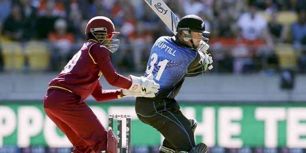 west indies and new zealand