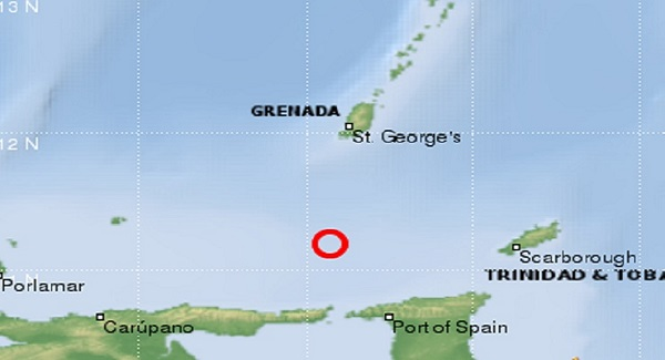 Trinidad Experiences Second Quake With Magnitude Of 4.6