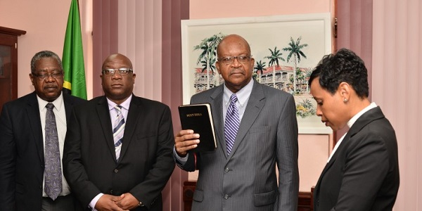St. Kitts Governor General Retirement Occurs 17 Days Earlier At PM's Request