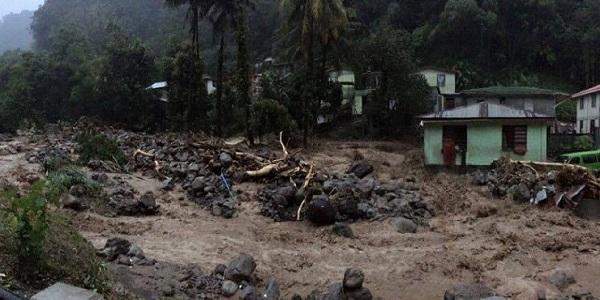 Dominica Supported By Antigua Diplomat Who Calls On International Help Following Destructive Tropical Storm