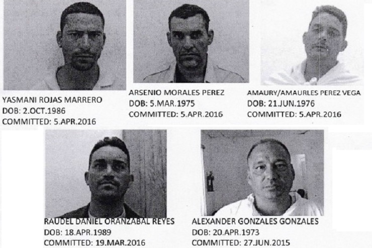 cuban detainees
