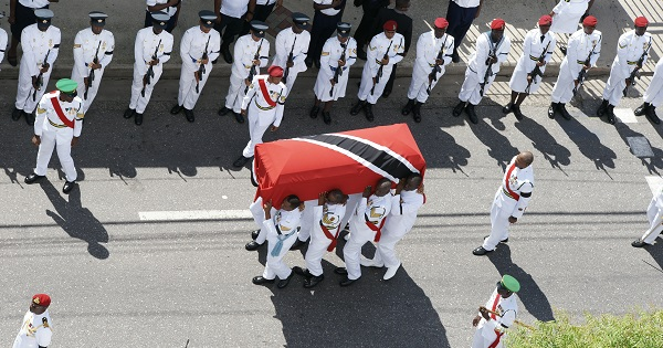 Thanksgiving Service For Former T&T PM Held Over The Weekend