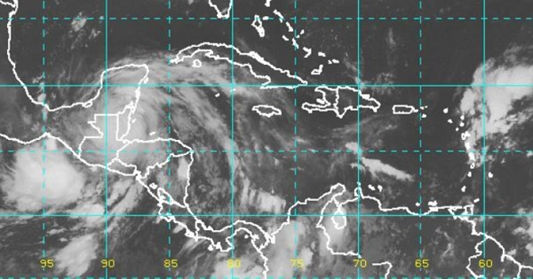 Belize Faces Category 1 Strengthened Hurricane Earl