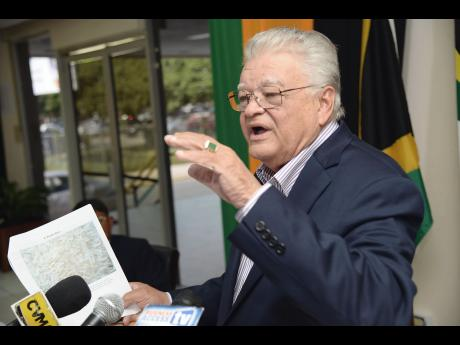 karl samuda Jamaica Facing Plastic Rice Troubles As Minister Tries To Locate Bad Source