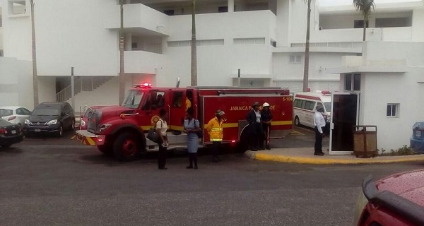 riu hotel explosion