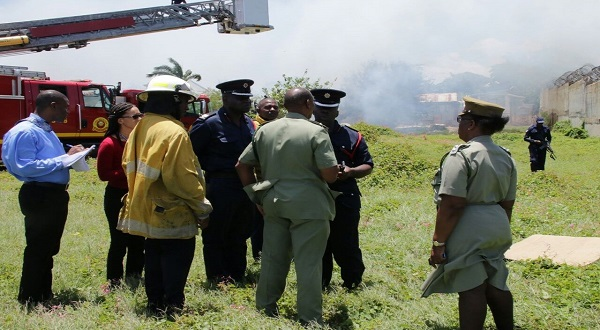 Talks Of Prison Upgrades In Jamaica Arise Following Fire That Destroyed Section Of Major Facility In Capital