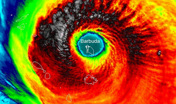 barbuda hurricane irma Barbuda Residents Forced To Evacuate Island After Hurricane Irma & Before Hurricane Jose Arrives