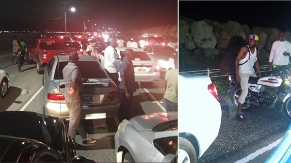 New Year's Party In Jamaica Leads To Massive Traffic Congestion & Flight Delays Lasting Several Hours Long