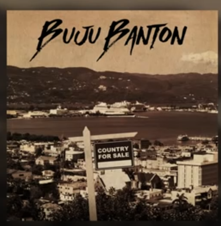 Country For Sale - Buju Banton