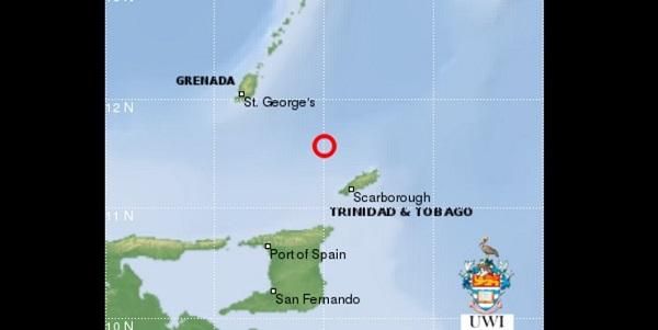 4.9 magnitude earthquake